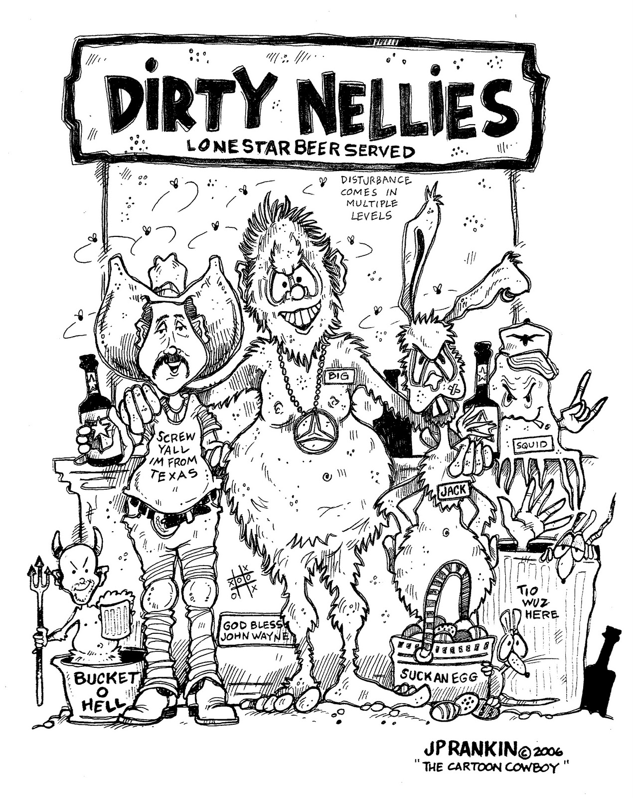 DIRTY NELLIE'S