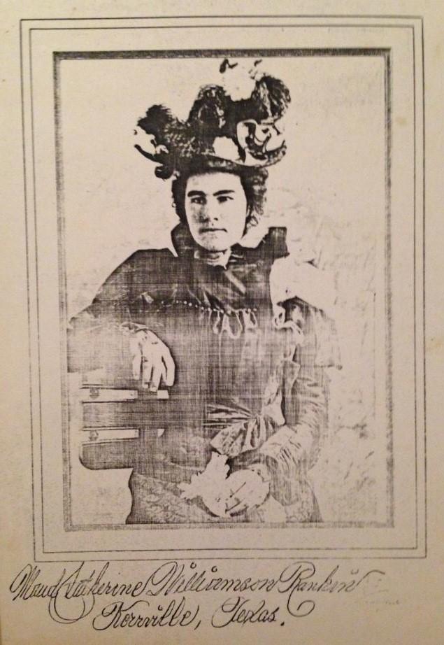 Maude Katherine Williamson Rankin