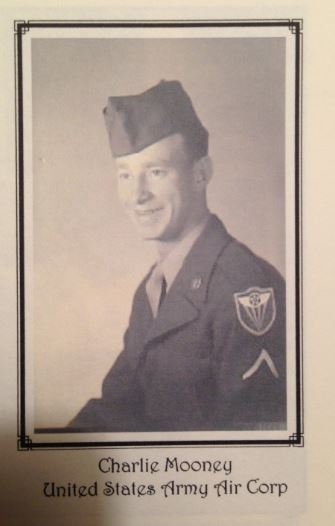 Charlie Mooney, United States Army Air Corp