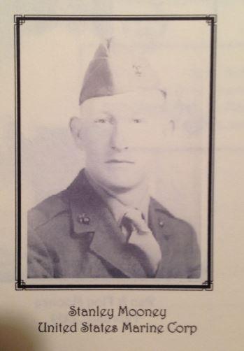 Stanley Mooney, USMC