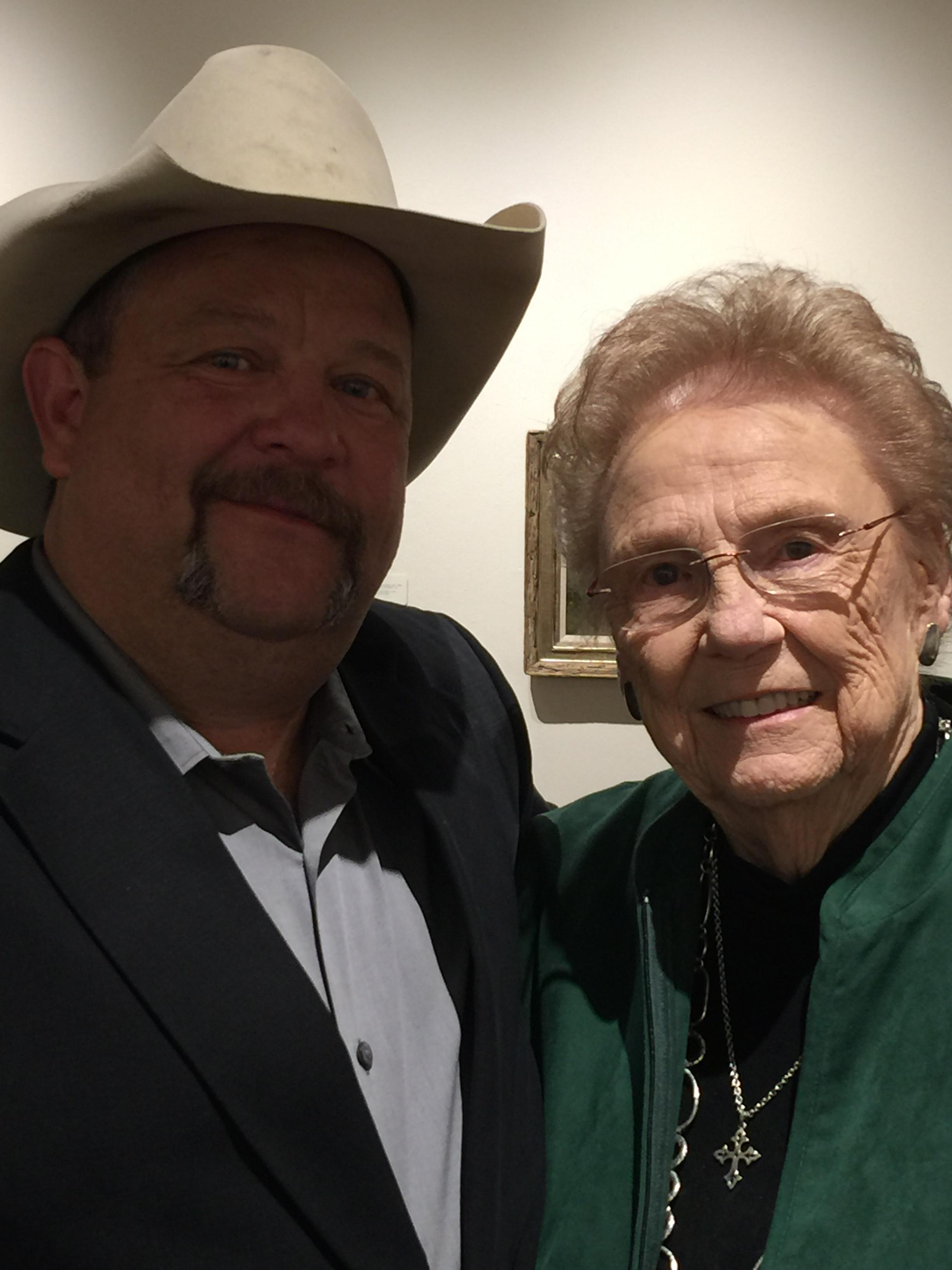 JP and Madge Reid