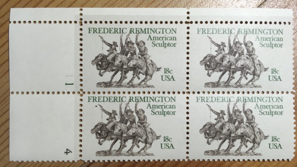 remington stamps