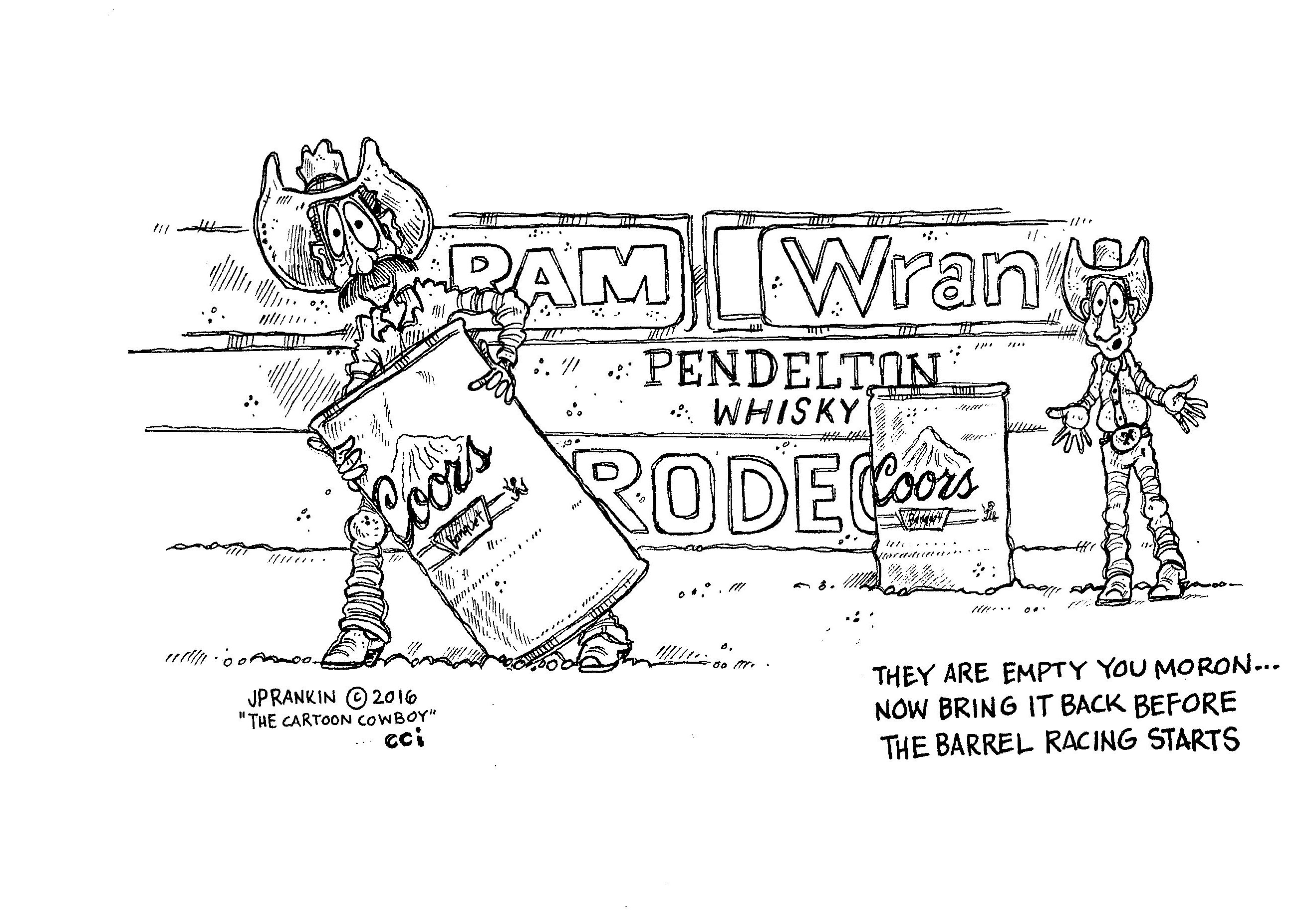 Rodeo Coors